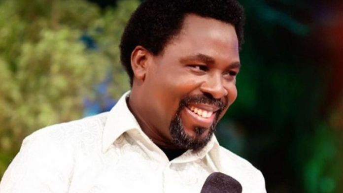 Synagogue Church Releases TB Joshua's Funeral Details
