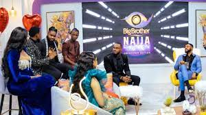 Video Of BBnaija Reunion 2021 Day 5 - NENGI and KIDDWAYA almost s3xed in the toilet