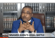 Justice Binta Nyako Collaborating With Federal Government To Deny Biafra Separatist Leader Nnamdi Kanu A Fair Trial