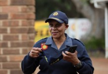 The Female Cop Who Led The Team That Arrested Zuma