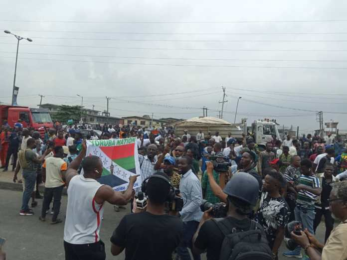 Names Of Agitators Allegedly In Police Detention Released By Yoruba Nation Group