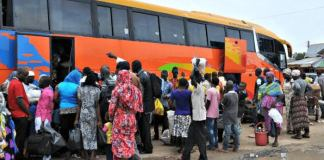 90 GUO Luxurious Bus Passengers Kidnapped By Bandits In Edo State
