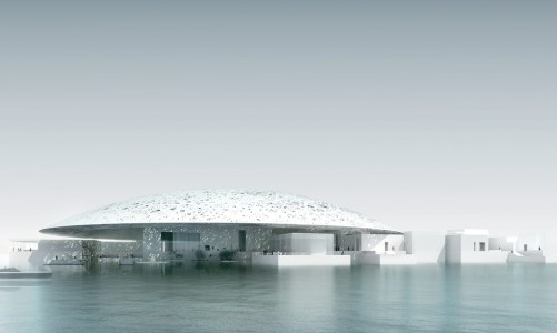 Abu Dhabi Louvre Set To Open In November