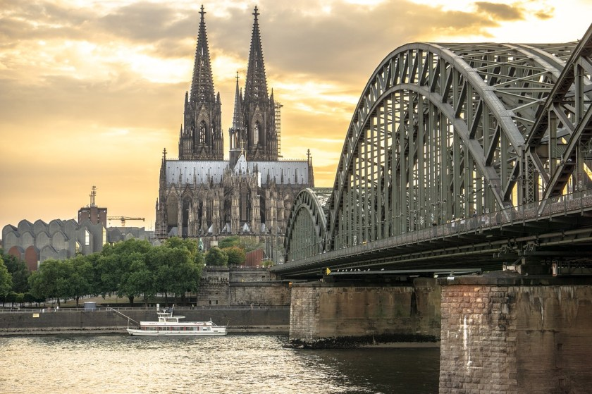 Germany is a welcoming and familiar destination for British immigrants