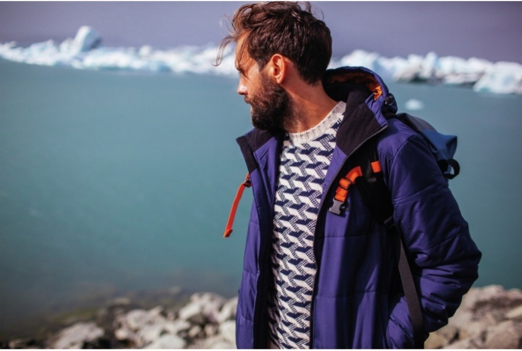 Finisterre offer a great sustainable clothing option for men