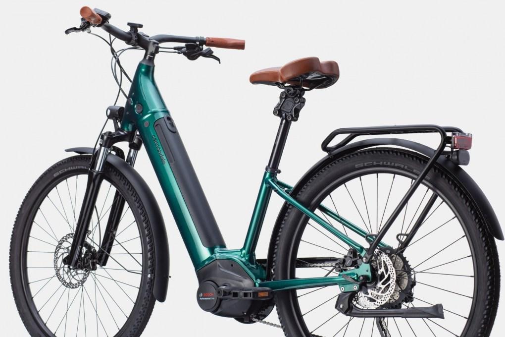Canondale adventure is a quality e bike