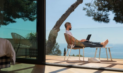 """Ready For A """"Workation""""? The Remote Work Travel Trend"""