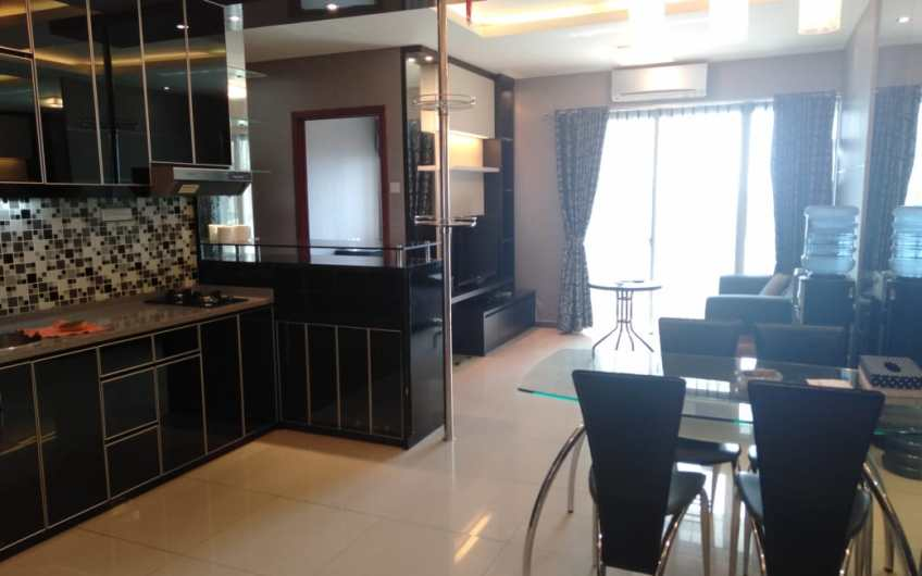 For Sale Apartment Thamrin Residences 3 Bedroom Lantai Sedang Furnished