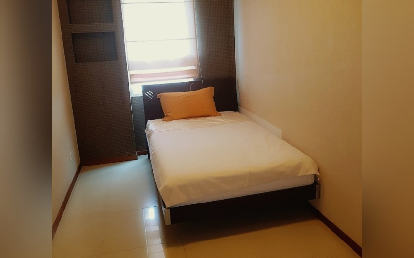 Disewa Apartemen Thamrin Residence 2BR Furnished Middle Floor Chrysant