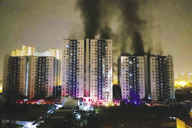 Startled by the number of apartment purchase fire insurance