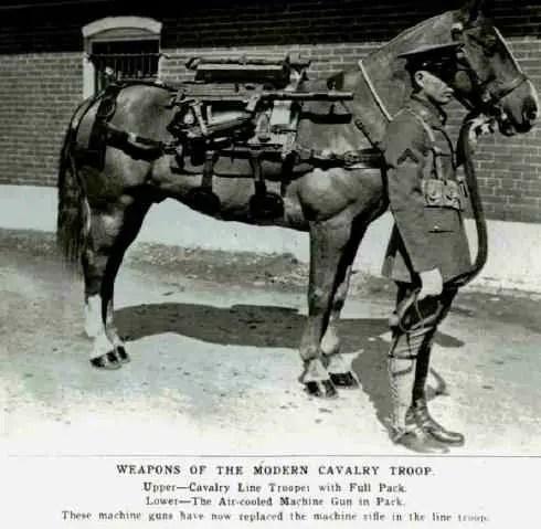 M1919 30 Caliber Machine Gun