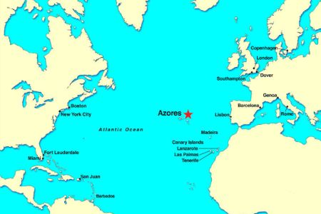 azores islands map azores » Another Maps [Get Maps on HD] | Full HD ...