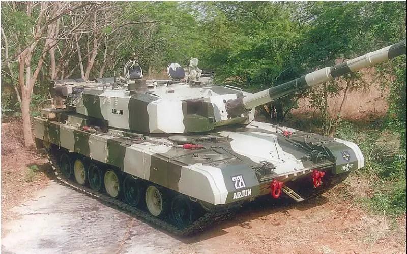 MBT Arjun (http://www.globalsecurity.org)