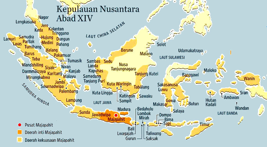 Image result for majapahit empire
