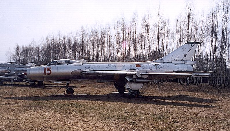 Su 7 Fitter A Sukhoi