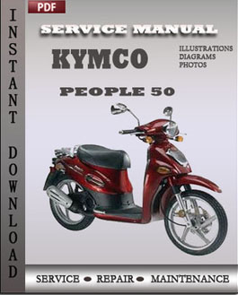 Kymco People 50 manual
