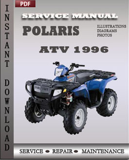 Polaris ATV 1996 manual