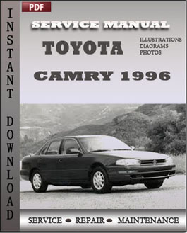 Toyota Camry 1996 manual