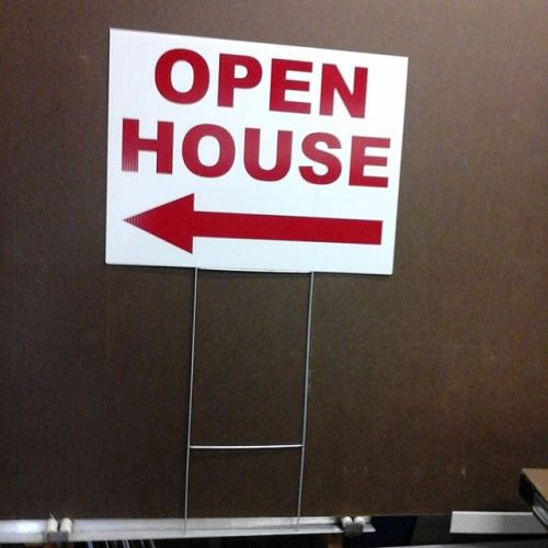 Open house & H-wire