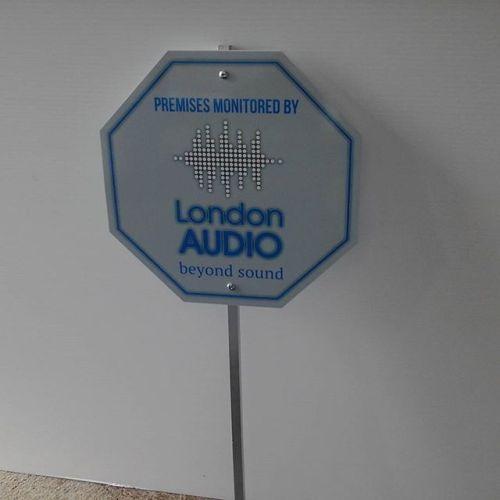Aluminum Octagon Signs