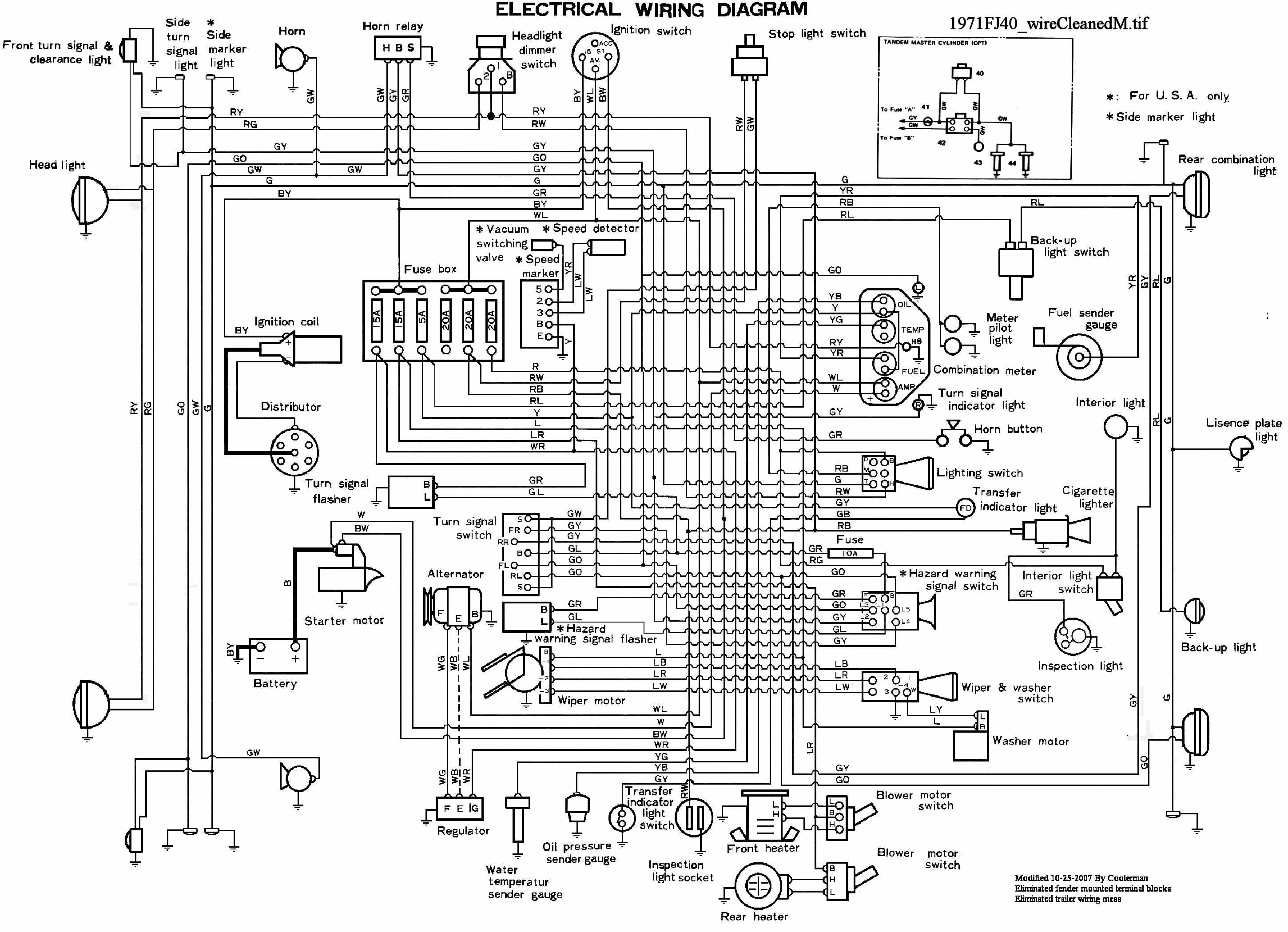 68 ford bronco wiring diagram