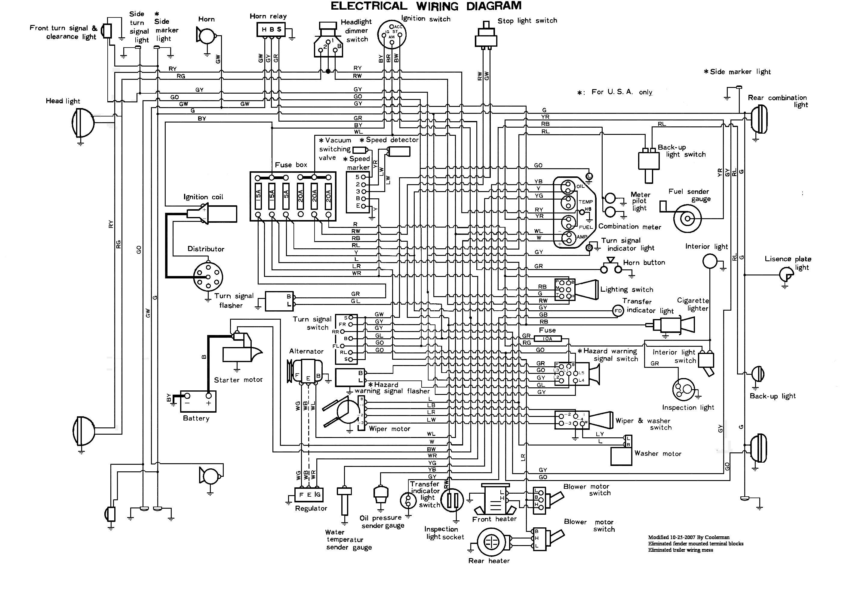 Fj Cruiser Trailer Wiring Diagram Toyota