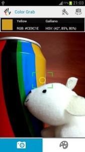 Color Grab AR App