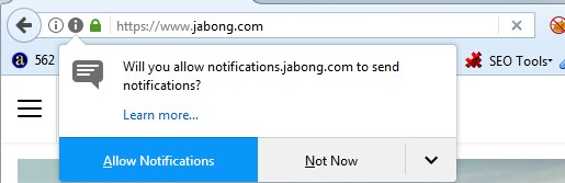 BrowserNotification