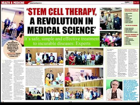 Stemcell Therapy - Safe, Simple , Effective cure for incurable diseases
