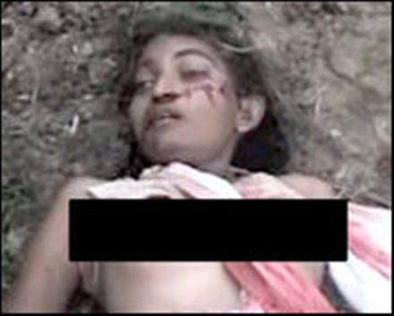 Naked body of woman in Channel‐4 video identified as Journalist Isaippiriya