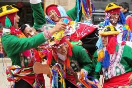 Inti Raymi festival in Cusco