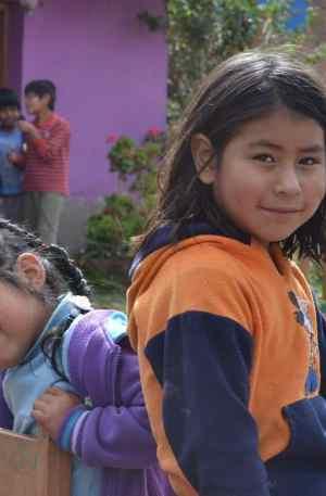 Peru community programme