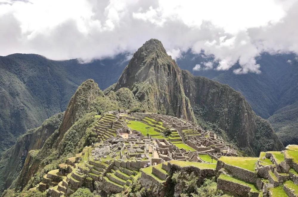 Peru Free time Machu Picchu