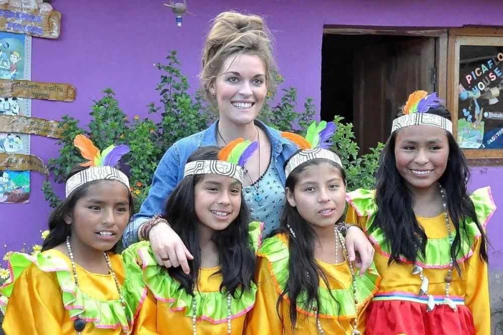 Peru Volunteer project