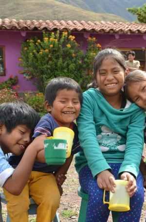 Peru Charity Volunteering project