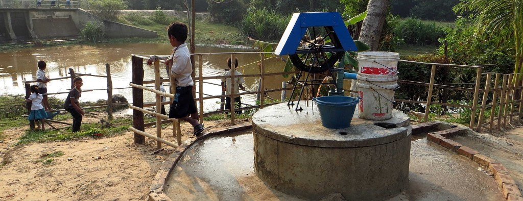 Clean Water Project in Cambodia