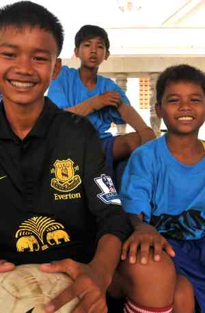 Globalteer soccer project
