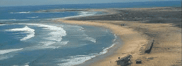 Peru Marine Conservation Project El Bravo Beach