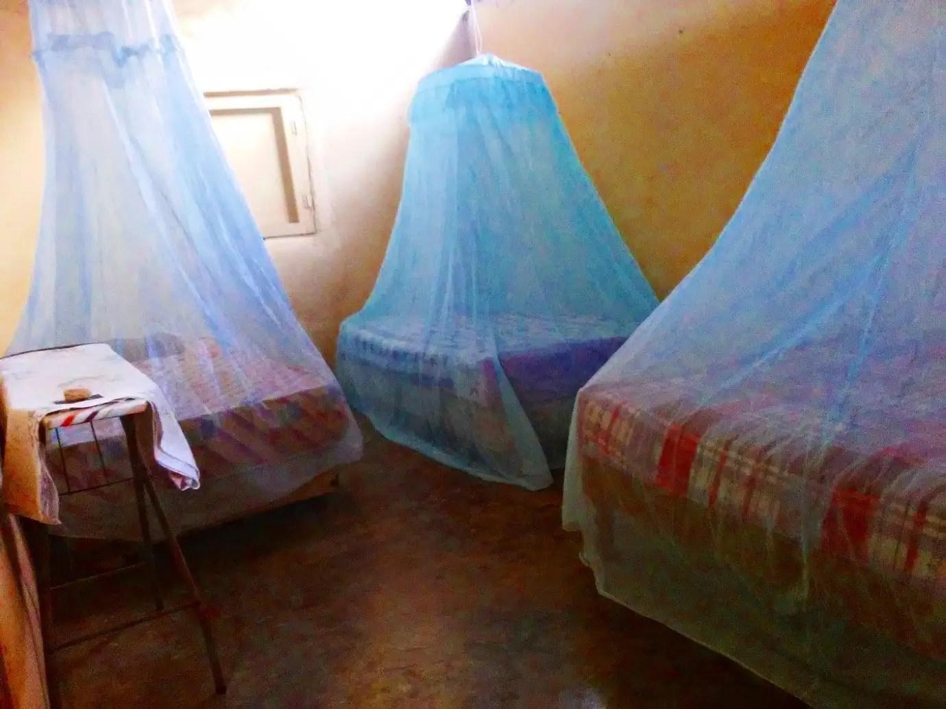 Accommodation at Peru Marine Conservation Project