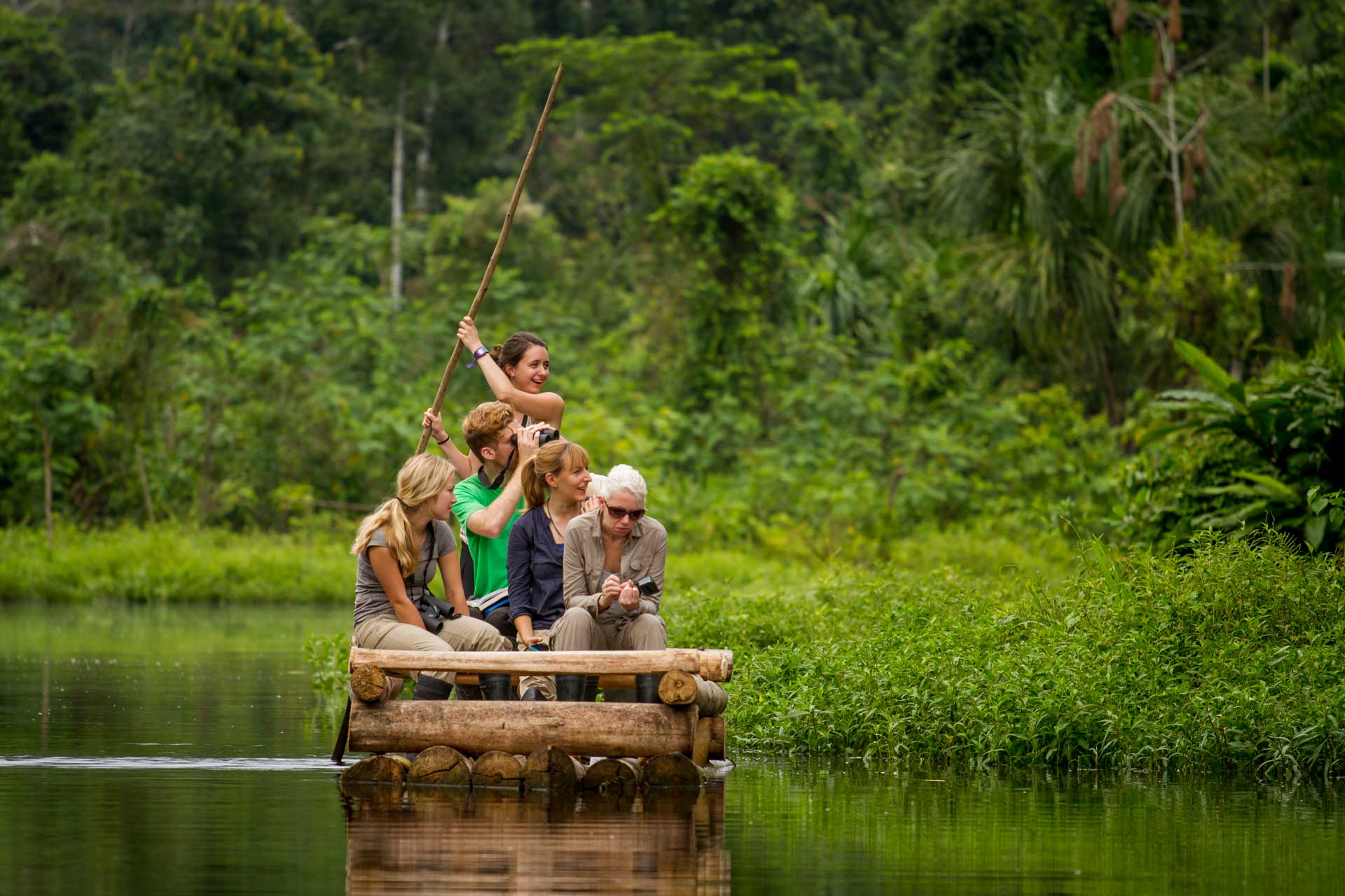 Volunteering in the Peruvian Amazon