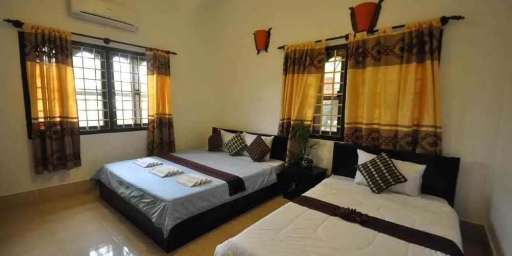 Bou Savy Guest House Siem Reap Volunteer