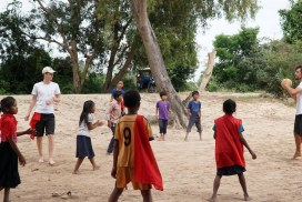 Cambodia physical education