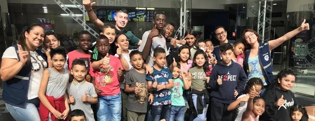 Teaching Volunteer Colombia