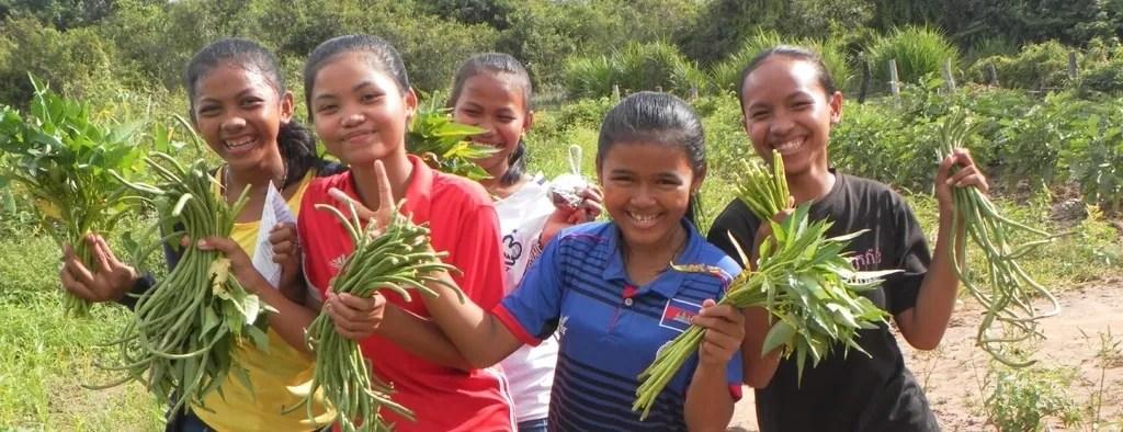 Cambodia Food & Farming Slider