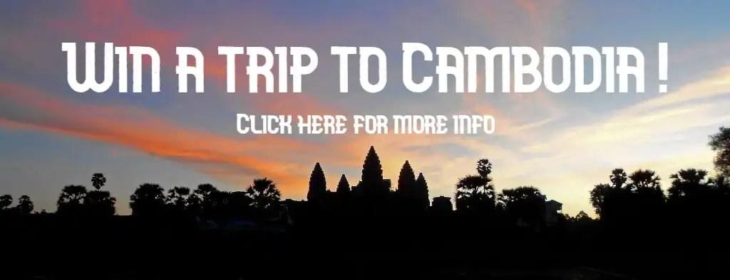 Cambodia raffle