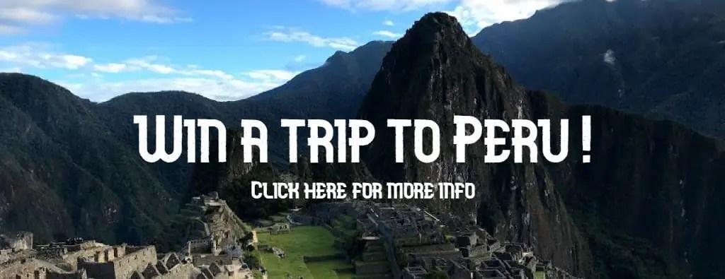 Raffle Peru