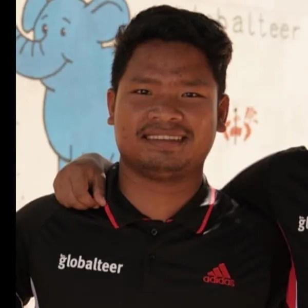 Globalteer Team Cambodia Lak