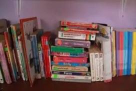 Providing access to books for children in Cambodia and Peru