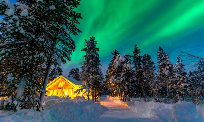 how finland embraced 'world's happiest nation' moniker for tourism - global times