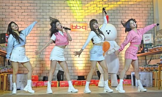 Wanted Korean girl band Brave Girls revived via YouTube